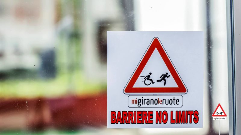 Com'è il posto? Barriere no limits