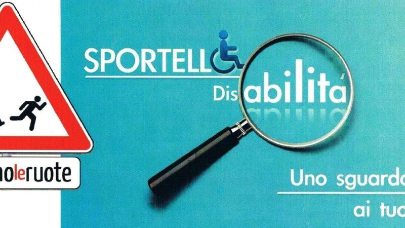 Sportello Spazio Ascolto Disabilità